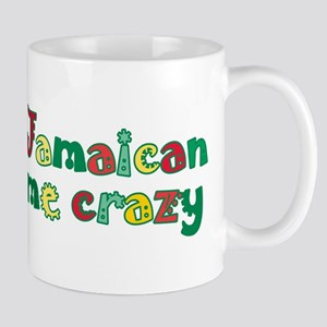 Jamaican Me Crazy 11 oz Ceramic Mug
