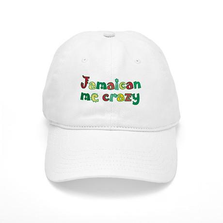 Jamaican me crazy Cap