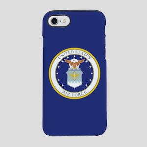 USAF Emblem iPhone 8/7 Tough Case