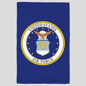 USAF Emblem 4' x 6' Rug