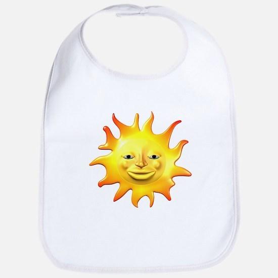 Retro Style Sun Bib