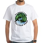 Visualize Whirled Peas White T-Shirt