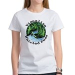 Visualize Whirled Peas Women's T-Shirt