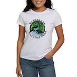 Visualize Whirled Peas Women's T-Shirt
