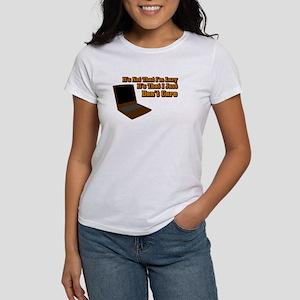 It's not that I'm lazy Women's T-Shirt