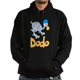 Cute dodo Dark Hoodies