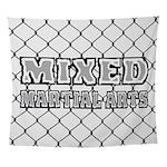 Mixed Martial Arts Wall Tapestry