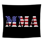 MMA Wall Tapestry
