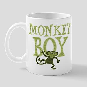 Yellow Monkey Boy Mug