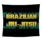 Brazilian Jiu Jitsu Wall Tapestry