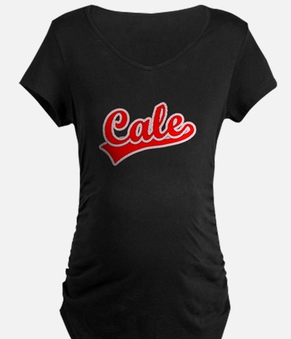 Retro Cale (Red) T-Shirt