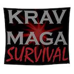 Krav Maga Wall Tapestry