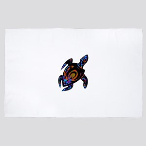 TURTLE MAGNIFICIENT 4' x 6' Rug