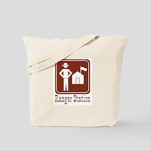 Ranger Station Tote Bag