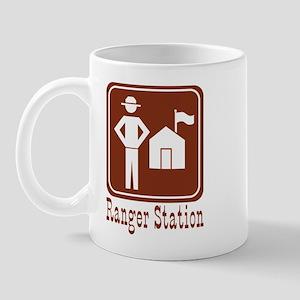 Ranger Station Mug