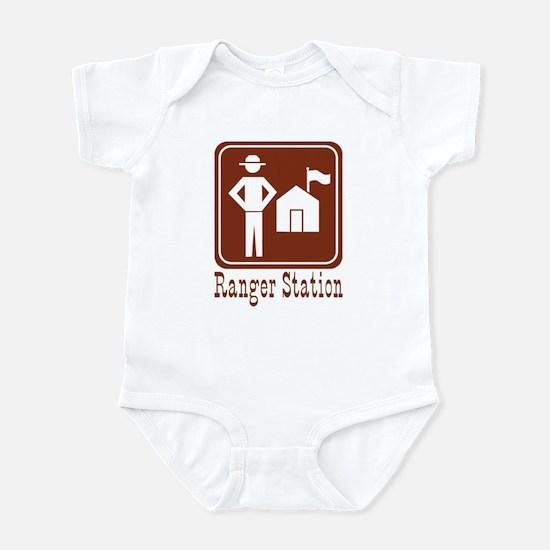 Ranger Station Infant Bodysuit