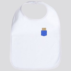 Pocket Tee Passover Design T-Shirt Baby Bib