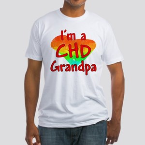 For Grandpa Fitted T-Shirt