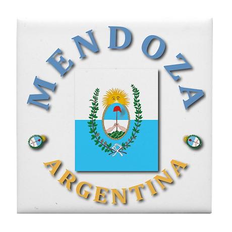 Mendoza Tile Coaster
