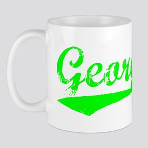 Vintage Georgia (Green) Mug