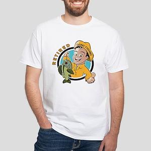 Retired - Gone Fishing T-Shirt