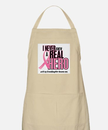 Never Knew A Hero 2 (Granddaughter) BBQ Apron