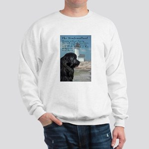 Lord Byron Newf Sweatshirt