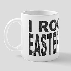 I Rocked Easter Island Mug
