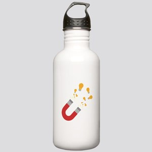 Idea Magnet with bulps Stainless Water Bottle 1.0L