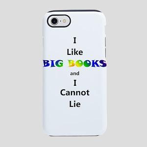 Look! Big Books! iPhone 8/7 Tough Case