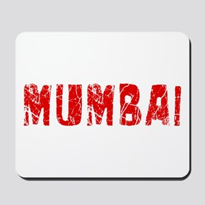 Mumbai Faded (Red) Mousepad