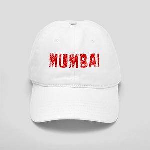 Mumbai Faded (Red) Cap