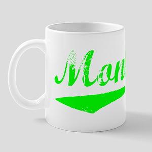 Vintage Montana (Green) Mug