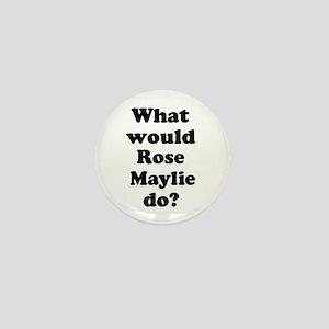 Rose Maylie Mini Button