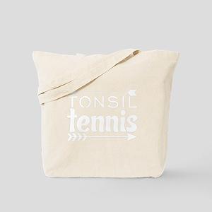 tonsil tennis Tote Bag