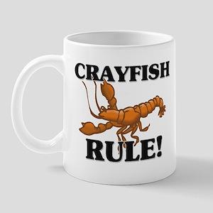 Crayfish Rule! Mug