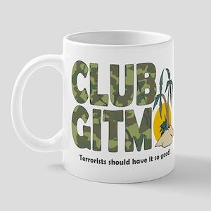 Club Gitmo Mug