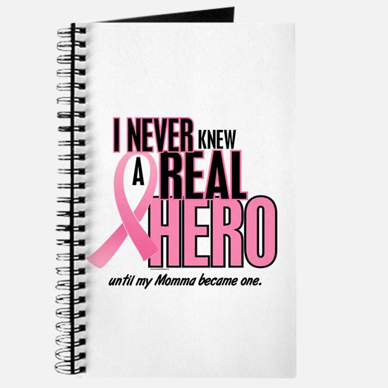 Never Knew A Hero 2 (Momma) Journal