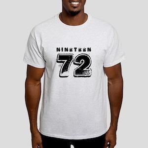 1972 Light T-Shirt