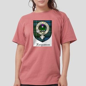 Fergusson Clan Crest Tartan T-Shirt