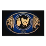 First Nations Metis Stickers 10 pk Batoche Metis