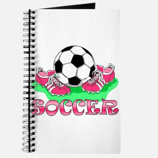 Soccer (Pink) Journal