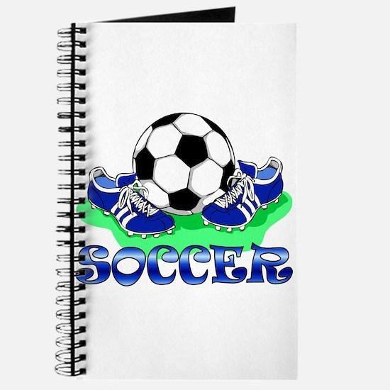 Soccer (Blue) Journal