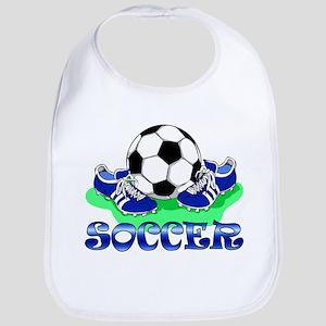 Soccer (Blue) Bib