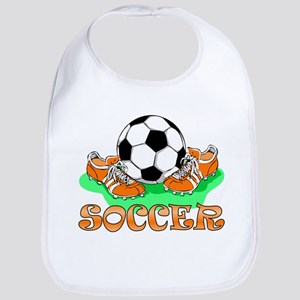 Soccer (Orange) Bib
