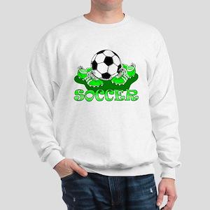 Soccer (Green) Sweatshirt