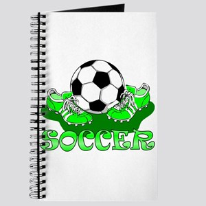 Soccer (Green) Journal