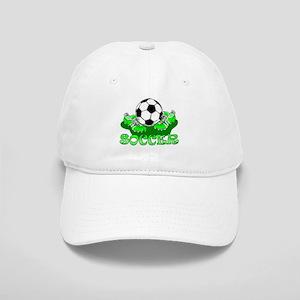 Soccer (Green) Cap