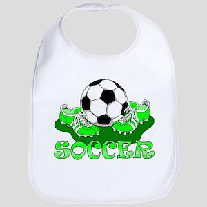 Soccer (Green) Bib