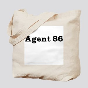 Agent 86 Tote Bag